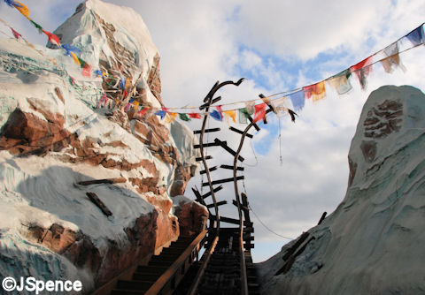 No Track Ahead