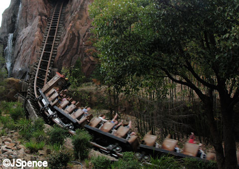At the Bottom of the Mountain