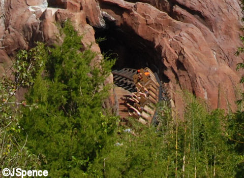Back Inside the Mountain