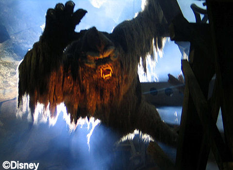 The Yeti Attacks