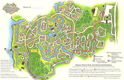 FW Map