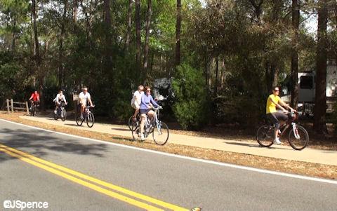 Bicycling at FW