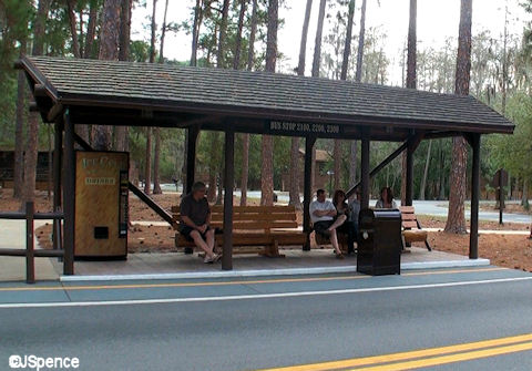 FW Bus Stop