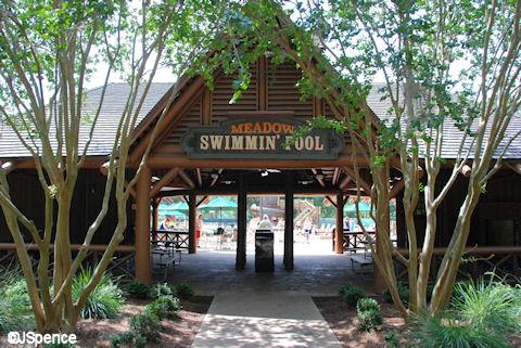 Meadow Swimmin' Pool