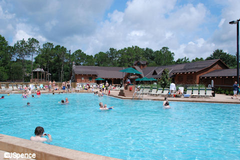 Fort wilderness resort campground part two the world according to jack for Meadow swimming pool fort wilderness