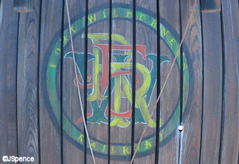 Fort Wilderness Railroad Logo
