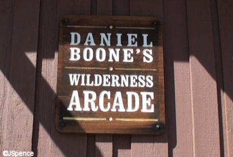 Daniel Boone's Wilderness Arcade