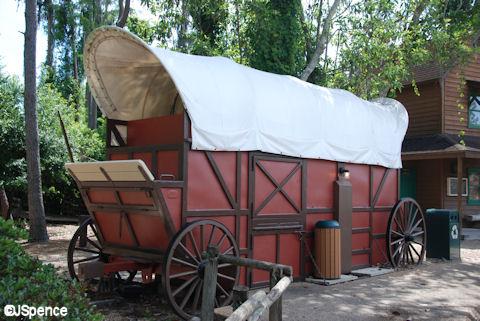 Chuck Wagon