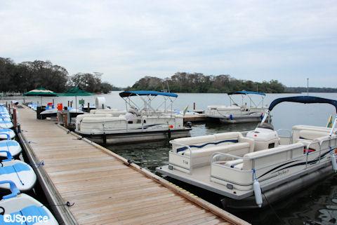 Poontoon Boats