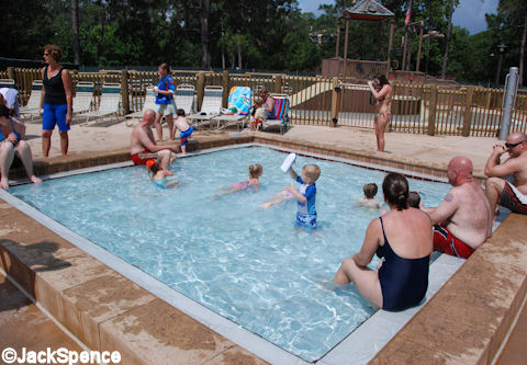 Fort Wilderness Wading Pool