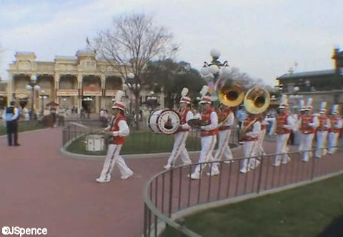 Band Marching