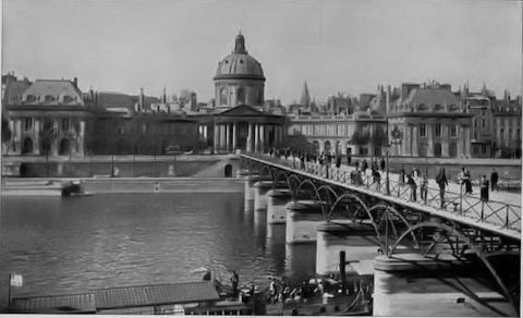 Pont des Arts Bridge (Paris)