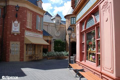 Le Petite Rue