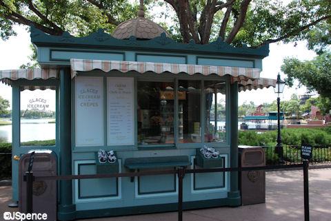 Merchant Booth