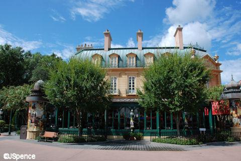 Les Chefs de France Building