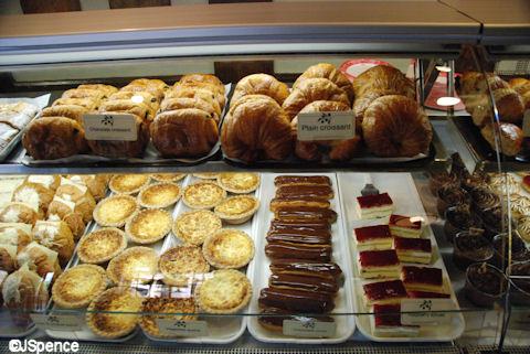 Boulangerie Patisserie Pastries