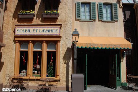 L'Esprit de Provence Exterior