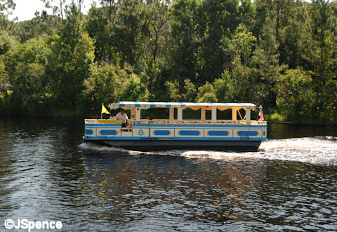 Sassagoula River Boat