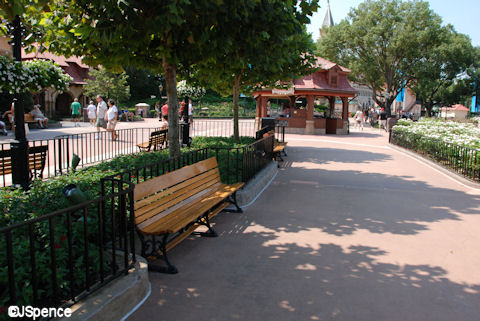 Park and Benches