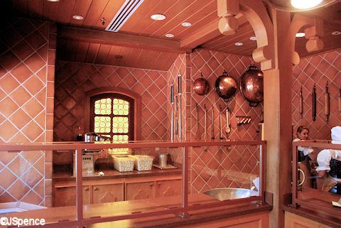 Karamell Küche Kitchen