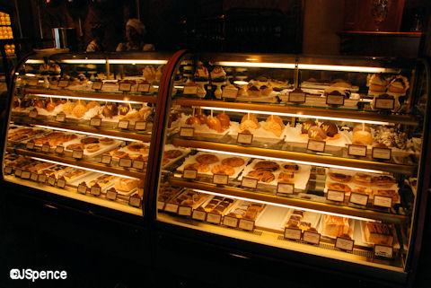 Karamell Küche Display Case