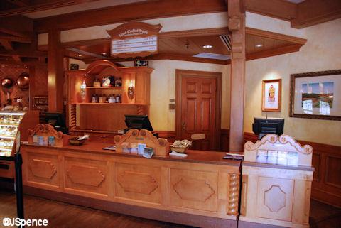Karamell Küche Registers
