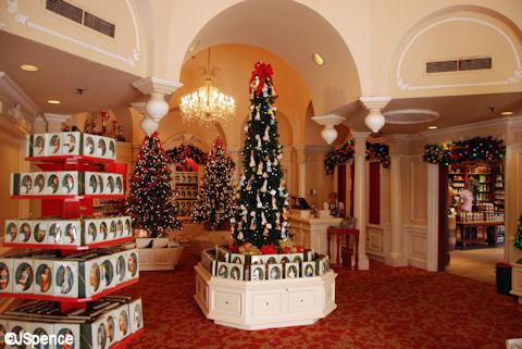 Die Weihnachts Ecke Interior
