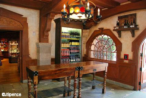 Weinkeller Interior