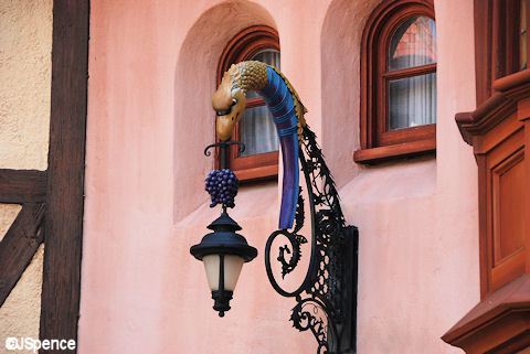 Ornamental Light Fixture