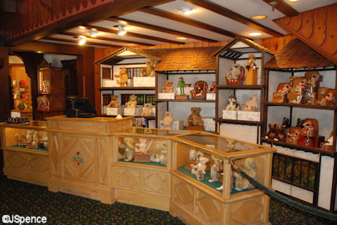 Der Teddybär Interior