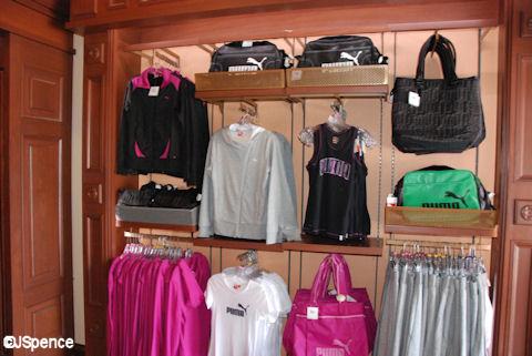 Das Kaufhaus Interior