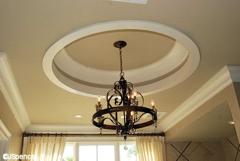Ceilings and Light Fixtures