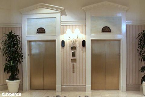 Club Level Elevator