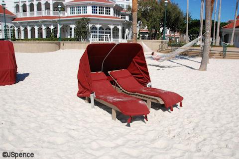 Grand Floridian Beach