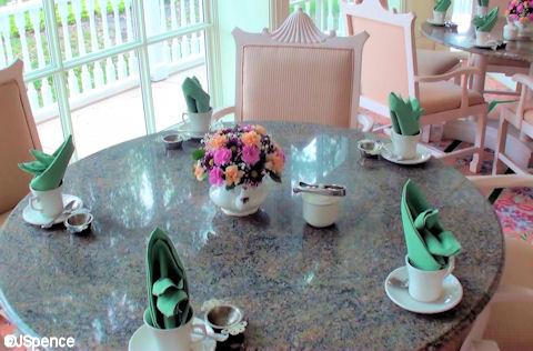 Garden View Lounge