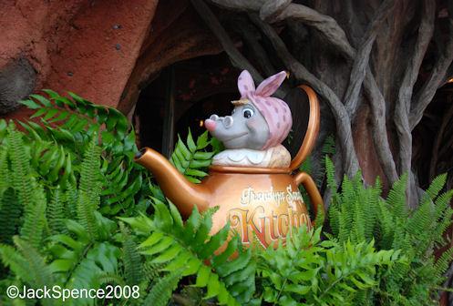 Grandma Sara's Kitchen Tokyo Disneyland