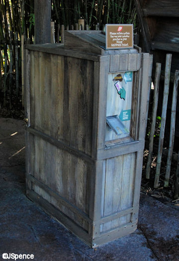 FastPass Machine