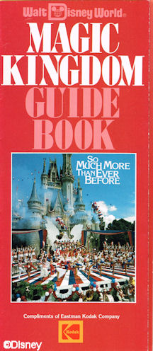 1988 Guide Map