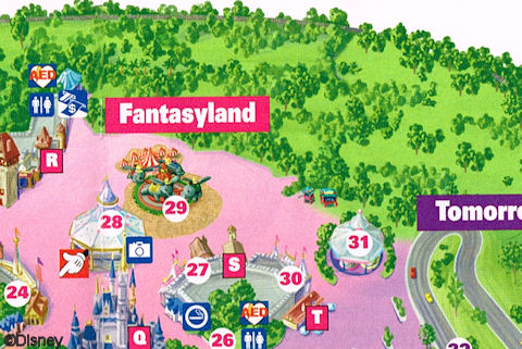 Fantasyland Under Construction