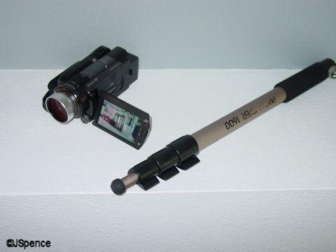 Sony High Definition XR-500V Camera
