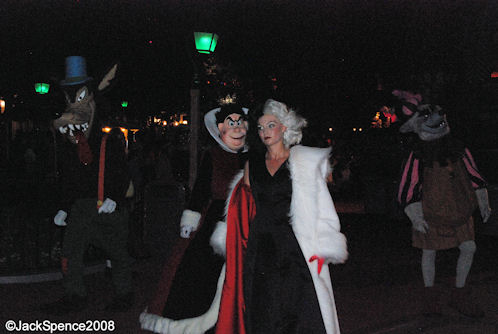 Mickey's Not So Scary Halloween Party Boo to You Parade
