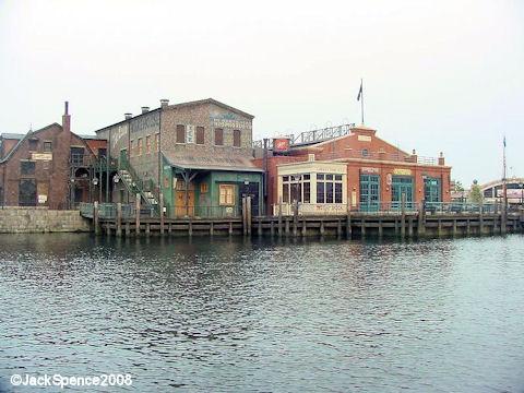 New York Harbor American Waterfront Tokyo DisneySea