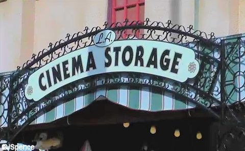 L.A. Cinema Storage