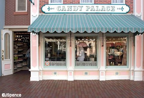 Main Street Candy Shop