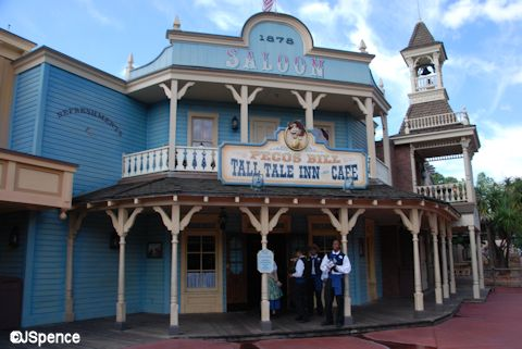 Pecos Bill Tall Tale Cafe