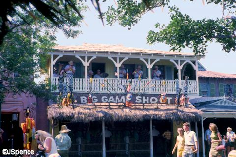 Adventureland Big Game Shoot