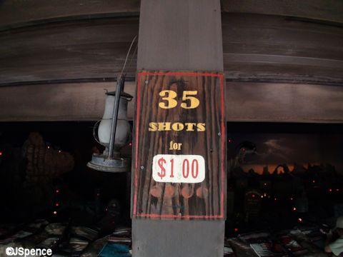 Frontierland Shootin' Arcade