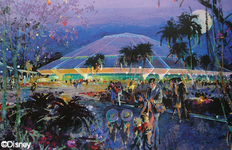Horizons Concept Drawing