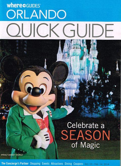 Orlando Quick Guide