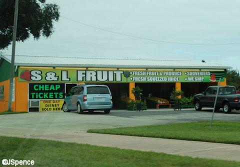 Citrus Stand